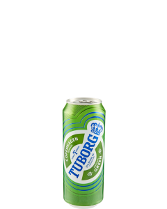 Tuborg Green Can 50cl