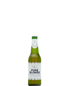 Pure Blonde Bottle 35.5cl