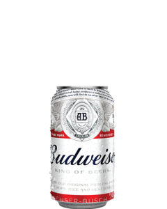 Budweiser Can 35.5cl
