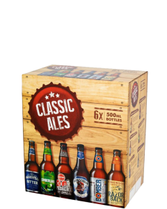Marstons Classic Ales 50cl