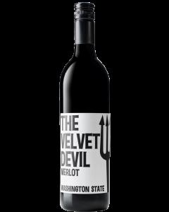 Merlot, Velvet Devil, Charles Smith