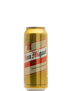 San Miguel Can 50cl